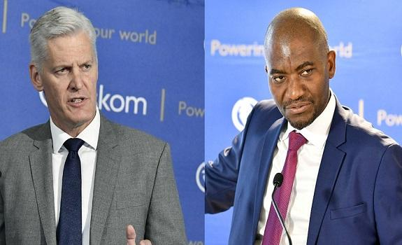 Africa Energy Forum: IPP Office Head Tshifhiwa Bernard Magoro and Eskom CEO André de Ruyter to co-chair energy roundtable with investors image