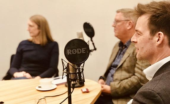 THE AEF PODCAST SERIES: We speak with Norton Rose Fulbright's Dan Metcalfe and Laura Kiwelu image