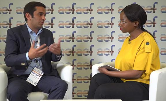 aef TV interview with Gustavo Fernandes, Head of International Development, Voltalia image