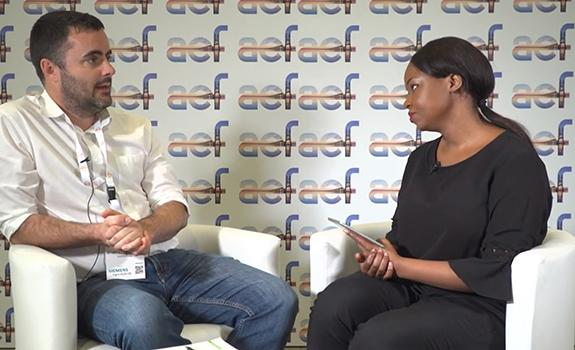 aef TV speaks with Brian Cunningham, Strategic Wind Development, Building Energy South Africa image