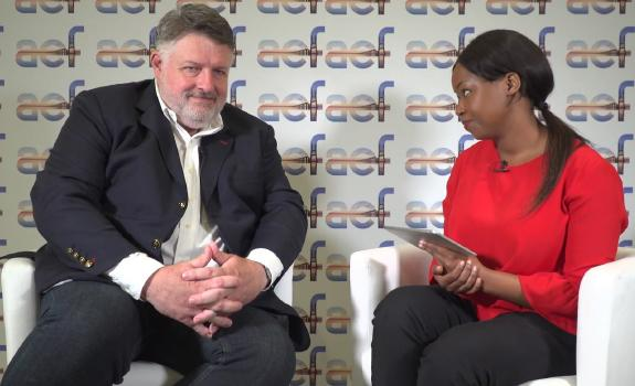 aef TV interview with Thomas Timmins, Partner, Gowling WLG image