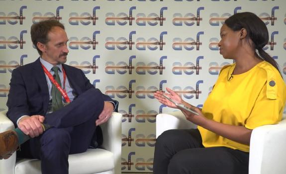 aef TV interview with Rob James, Canadian Commercial Director, Clean Tech and Energy image