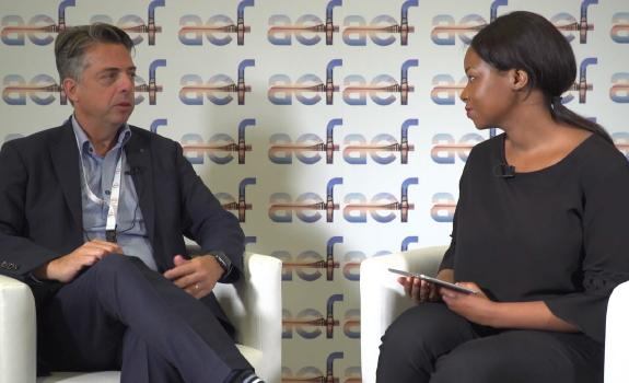 aef TV interview with Andre Turmel, Partner & Co-Head, Fasken image