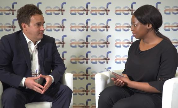 aef TV interview with Gabriel Lorenzi, SVP, Galileo Technologies image