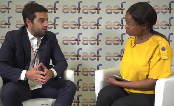 aef TV interview with Manuel Mota, CEO, Mota-Engil Africa image