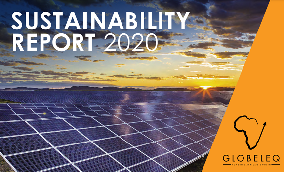 Globeleq releases company-wide 2020 Sustainability Report. image