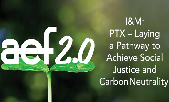 I&M: PTX – Laying a Pathway to Achieve Social Justice and Carbon Neutrality image