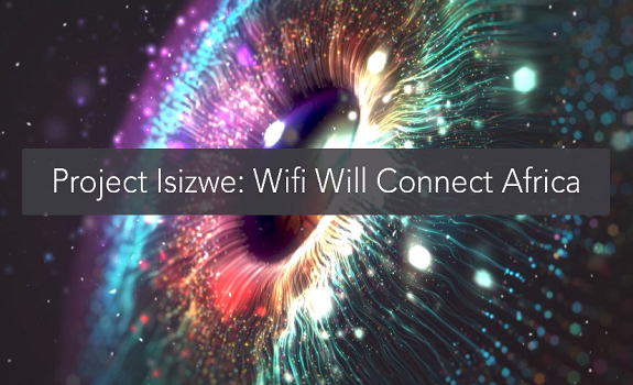 Masterclass: Project Isizwe - Wifi Technology for Africa Electrification image