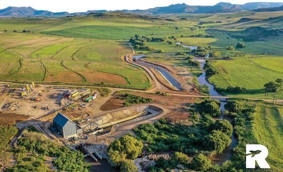 Red Rocket's first hydro-electric power project achieves commercial operations image