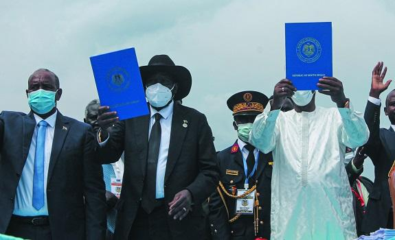 Sudanese peace deal boosts hopes of South Sudan's oil future image