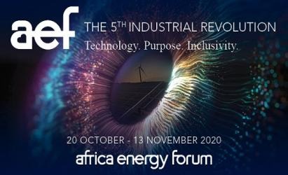 Africa Energy Forum goes digital in October - November 2020